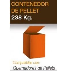 Contenedor de Pellet Ferroli 238 kg