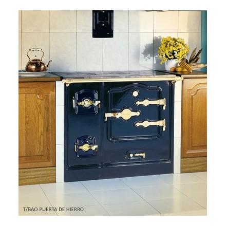 Cocina calefactora hergom precio good cocina hierro for Cocina calefactora hergom precio
