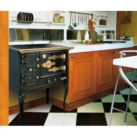 Cocina Calefactora Hergom Precio Good Cocina Hierro