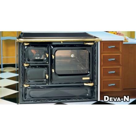 Cocina de le a hergom deva 100 n cerrada - Cocinas de lena ...