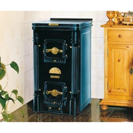 Cocina calefactora de le a hergom l 05 cc - Cocinas bilbainas calefactoras ...