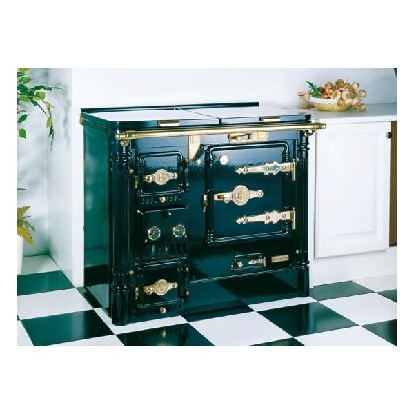 Cocinas Calefactoras Hergom | Comprar Cocina Calefactora De Lena Hergom L 08 Cc Dv