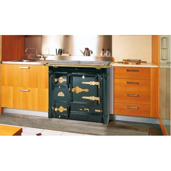 Cocina calefactora de le a hergom l 09 cce - Cocinas de lena ...