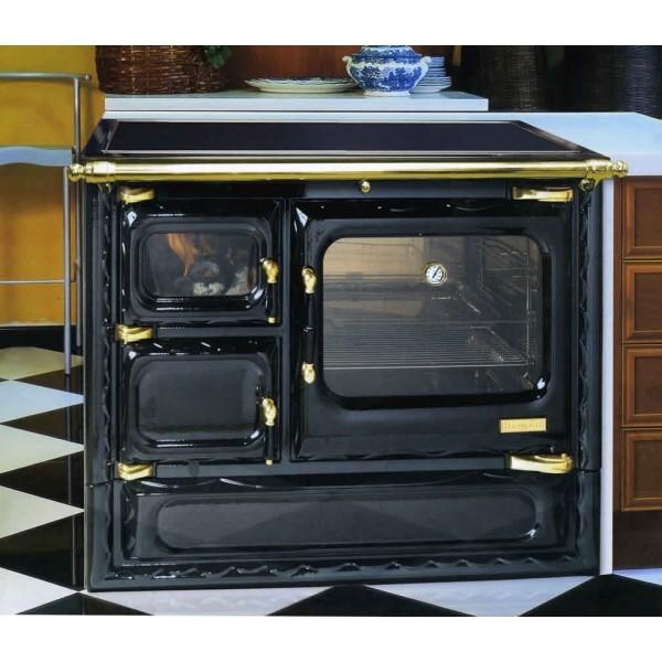 Cocina calefactora de le a hergom deva 100 n for Cocina lena calefactora