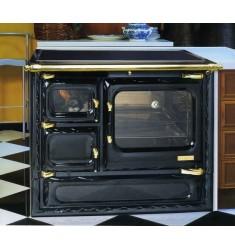 Cocinas De Carbon   Cocina Calefactora De Lena Hergom Tb 7 Ca