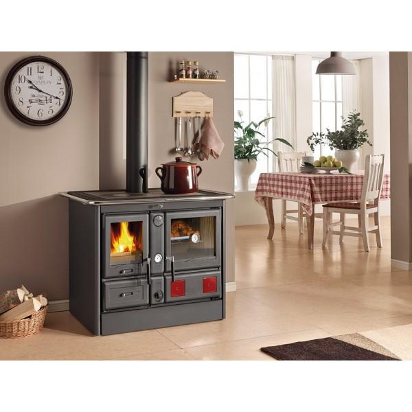 Cocina calefactora de le a nordica termorosa xxl d s a - Cocinas bilbainas calefactoras ...