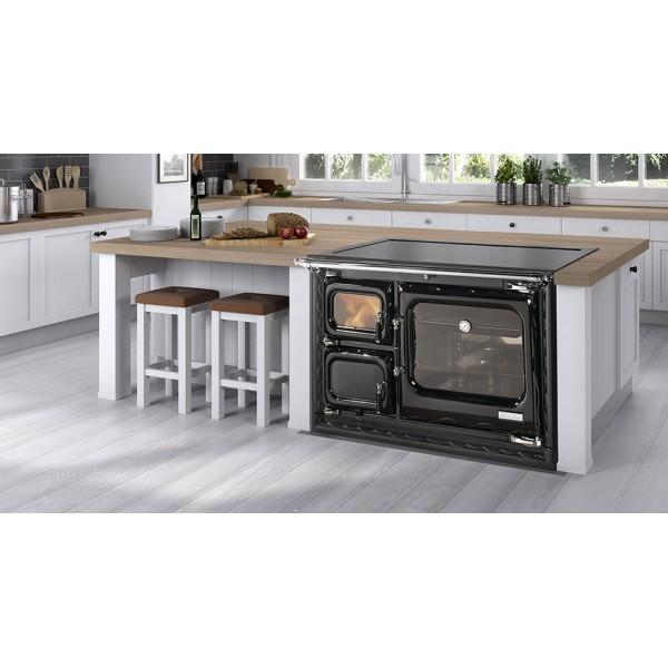 Cocina calefactora de le a hergom deva 100 n - Cocinas de lena ...