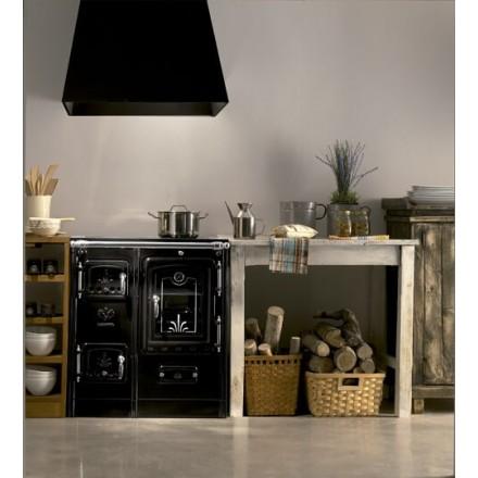 Cocina calefactora de le a lacunza lis 5t e for Cocina lena calefactora
