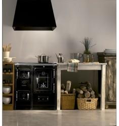 Cocina Calefactora de Leña Lacunza Lis 7T E