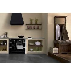 Cocina Calefactora de Leña Lacunza Clasica 5T E