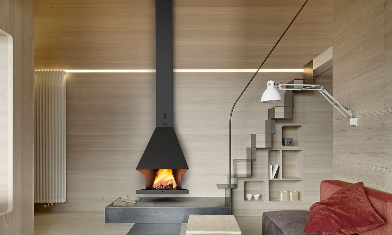 Importancia conducto de humo en calefacci n blog energy - Adaptar chimenea para calefaccion ...
