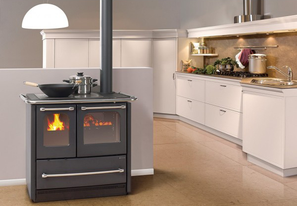 Ventajas de las cocinas calefactoras blog energy biomasa - Cocinas de lena ...