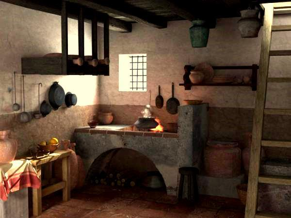 Venta de chimeneas y calderas online energy biomasa - Fotos de cocinas antiguas ...