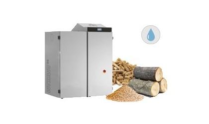 Calderas de Biomasa: Leña, Pellet y Multicombustible